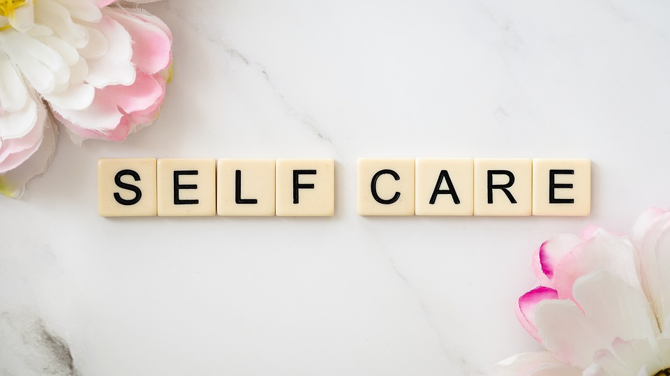 Self-care pixabay image; Self-care tips to try during lockdown