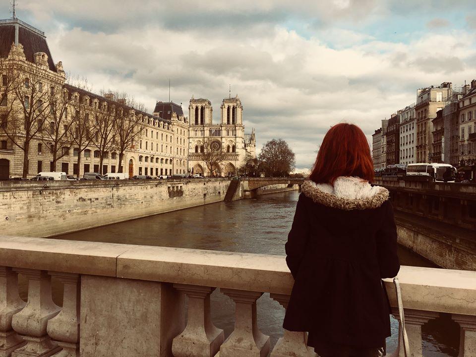 Notre Dame, Paris, One reason to visit Paris, France