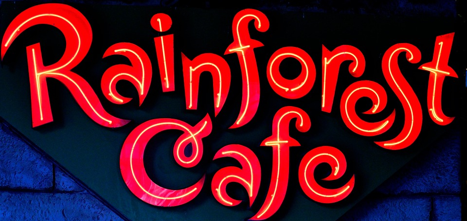 Rainforest Cafe - Dining Options in Disneyland Paris