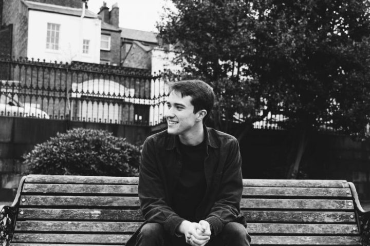 Liverpool UK based singer-songwriter James Jackson